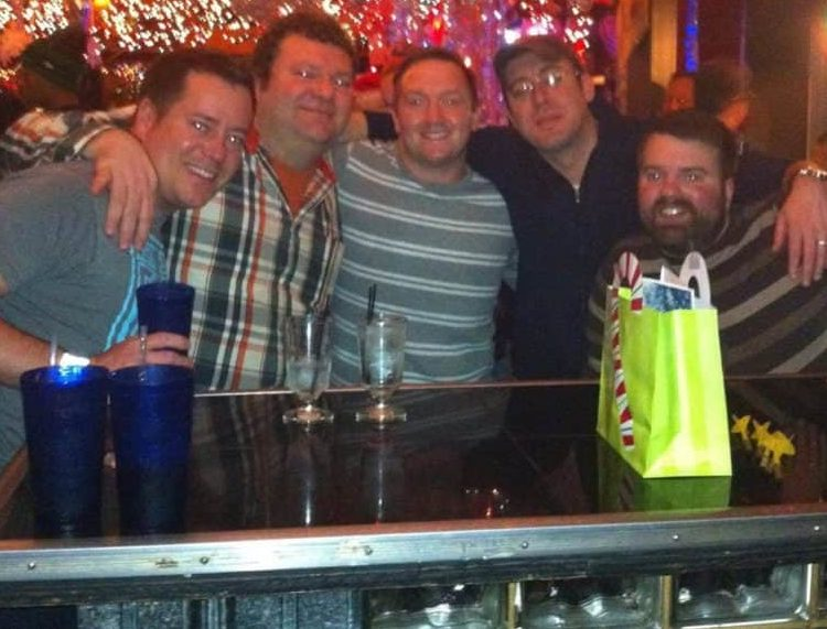 Downtown Olly's Bar Indianapolis Indiana
