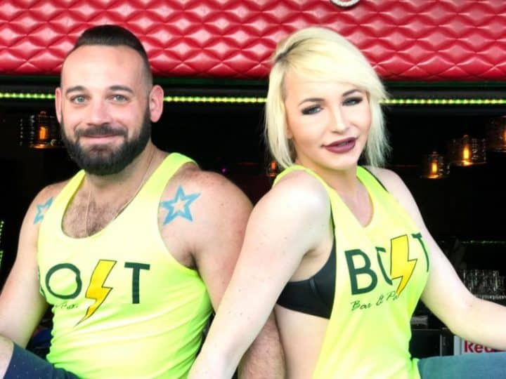 Bolt Bar and Patio