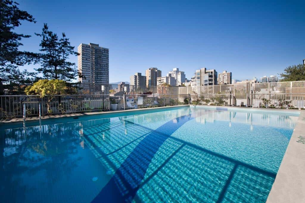 Sandman Suites Vancouver Hotel Canada