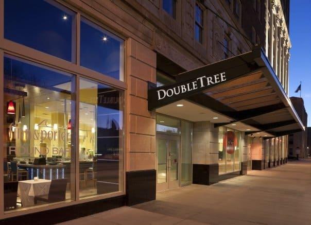 DoubleTree Suites by Hilton Detroit Downtown