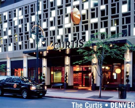 The Curtis Hotel Denver Colorado LGBT-Friendly Denver Accommodations