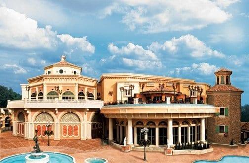Peppermill Resort Casino Spa Reno Nevada LGBT-Friendly Hotel in Reno