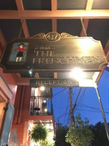 The Frenchmen Hotel