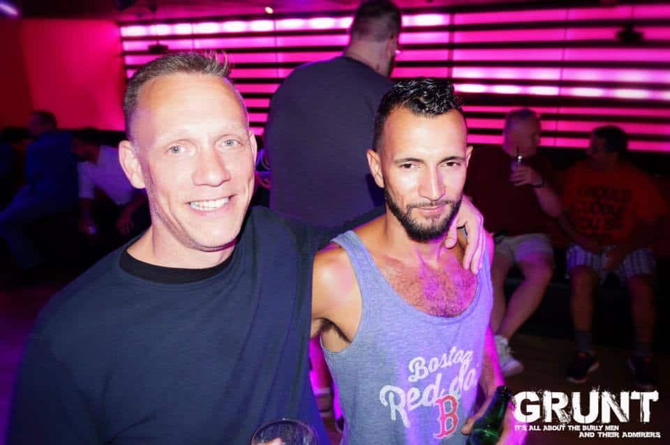 Gay go-go boys in boston