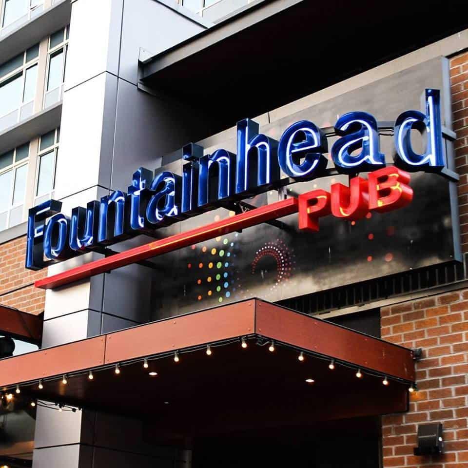 Le pub Fountainhead