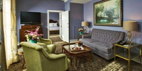 Peabody Memphis Hotel Tennessee