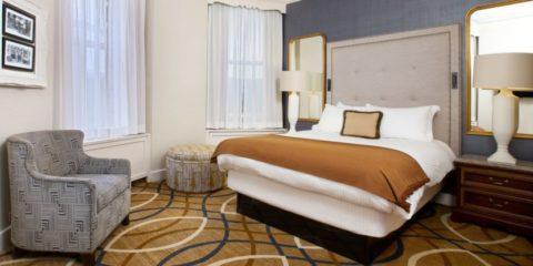科羅拉多丹佛布朗宮Spa酒店