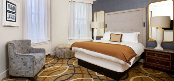 Le Brown Palace Hotel and Spa