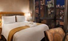 Hotel Le Soleil Vancouver Canada