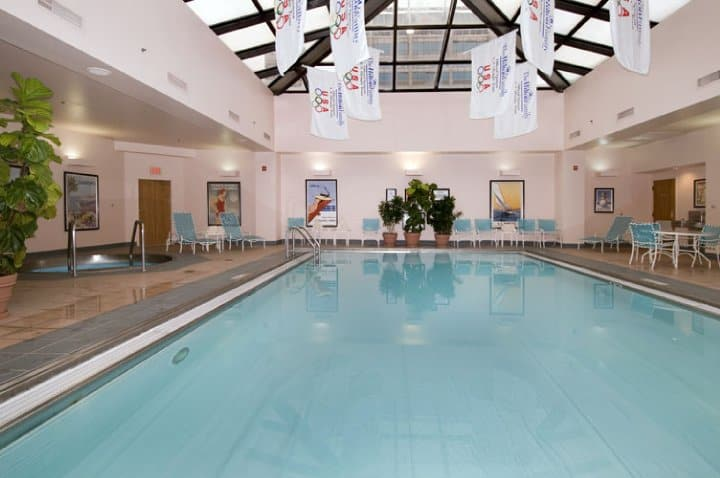Hilton Indianapolis Hotel and Suites Indiana Gay-Friendly Indianapolis Accommodation
