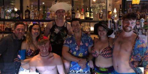 Denver gay bar and broadway