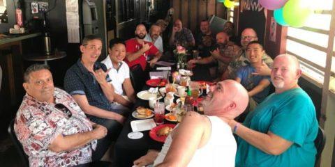 Tapa's Restaurant und Lanai Bar Honolulu Hawaii