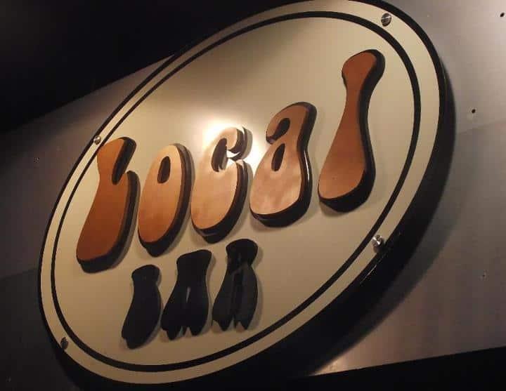 Lokal bar