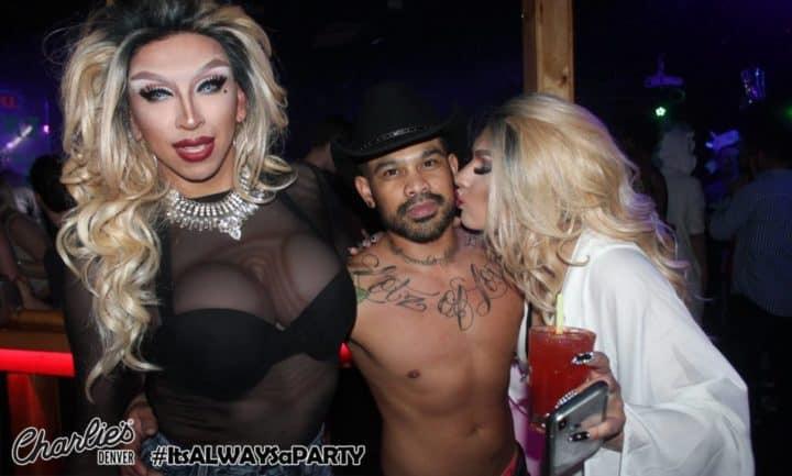 Charlies natklub Denver