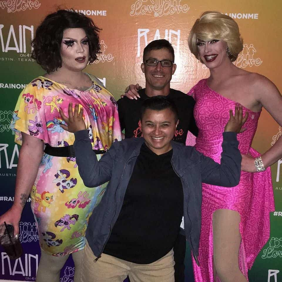 Austin gay bar