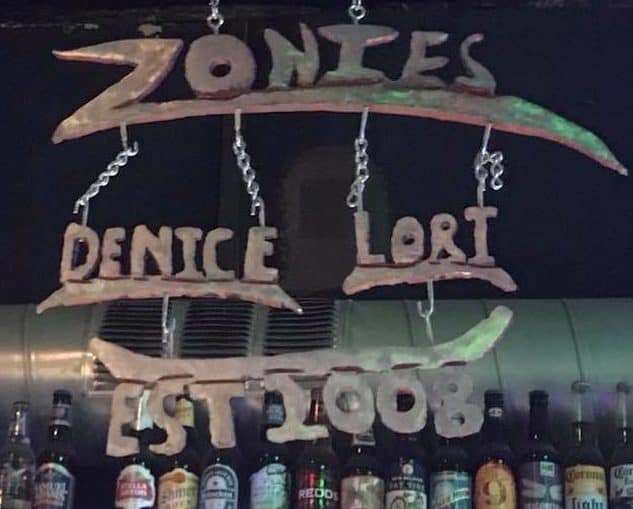 Zonie's Closet Bar Indianapolis Indiana