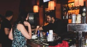 QBar Lounge Albuquerque New Mexico Gay-Friendly Albuquerque Bar