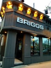 Briggs Detroit Bar Michigan