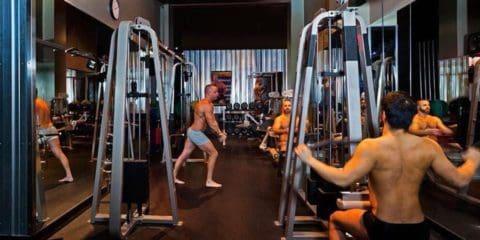Gay sauna vancouver