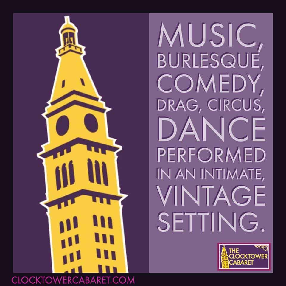 Clocktower Cabaret