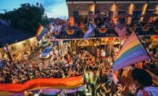Bourbon Pub / Parade New Orleans Gay Nightclub Louisiane