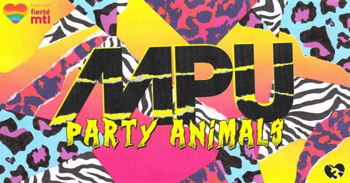 MPU Party Animals