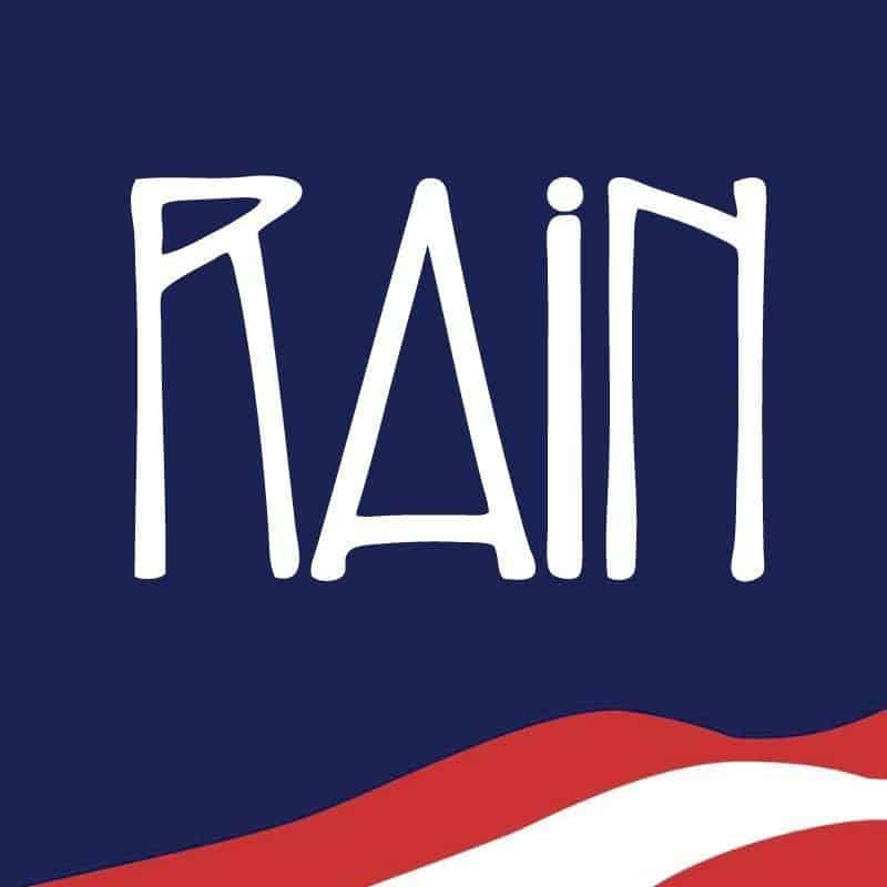 Rain on 4th