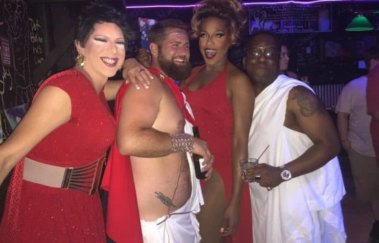 TravelGay anbefaling Edge Nightclub