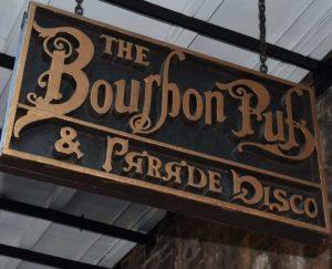 Bourbon Pub and Parade