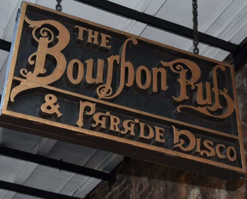 Bourbon Pub & Parade