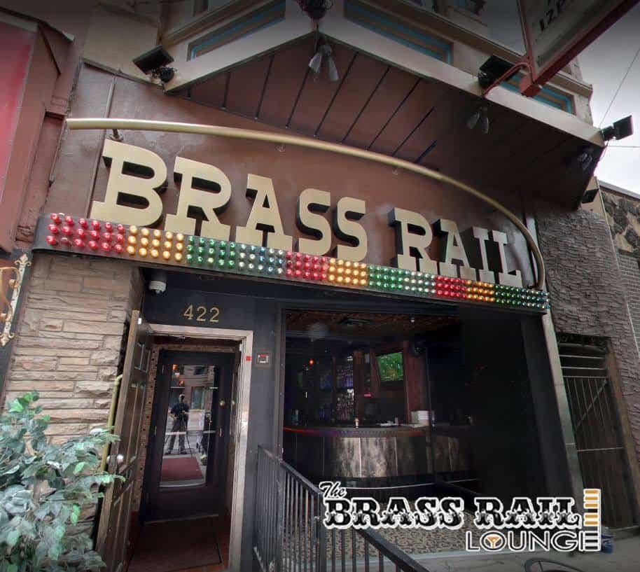 The Brass Rail Lounge