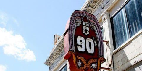Gay 90'ers natklub Minneapolis Minnesota