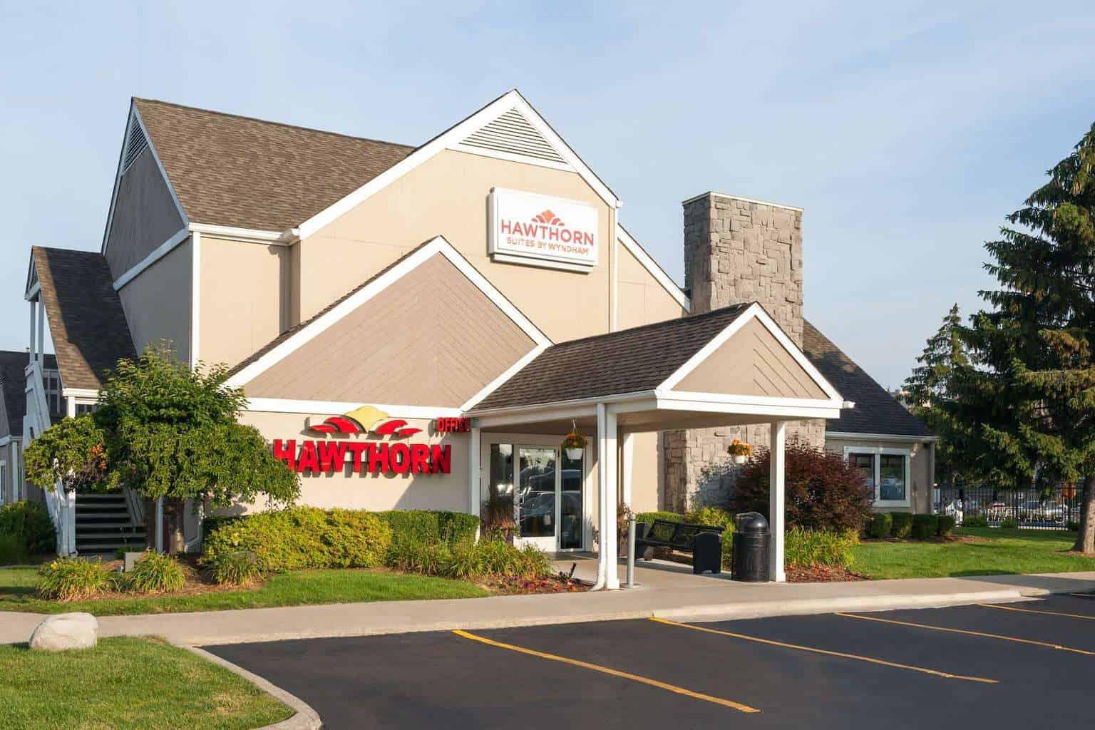 Hawthorne Suites by Wyndham Detroit Hotel Michigan
