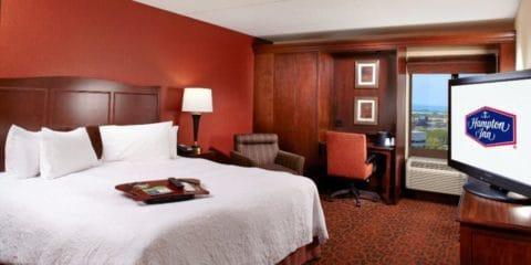 Hampton Inn Cleveland Downtown Hotel, Ohio