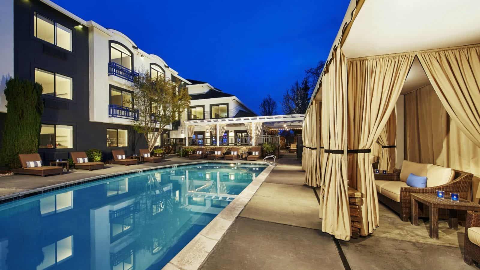 Aloft San Jose Cupertino Hotel California