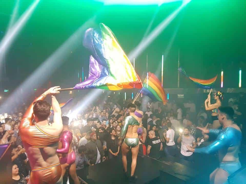 Λέσχες χορού του Μπουένος Άιρες