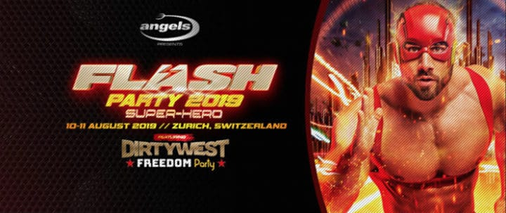 FLASH Party 2019