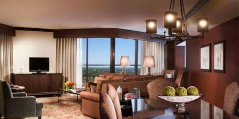 Omni Hotel Downtown Austin Texas