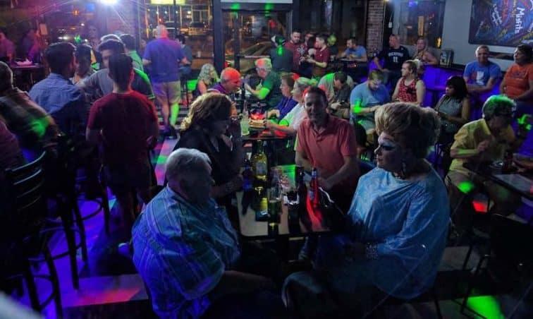 TravelGay anbefaling Dru's Bar