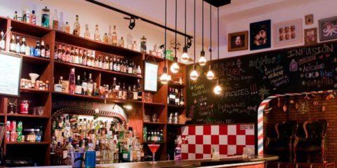 El Bar bero San Juan