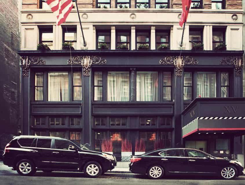 XV Beacon Hotel