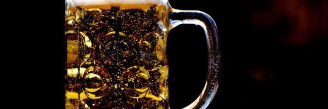 喝一杯的时间!