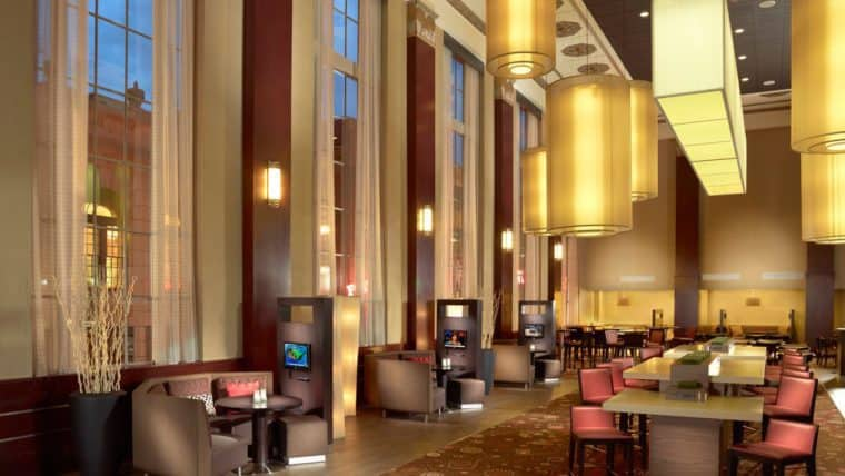 Courtyard by Marriott Nashville Downtown Hotel Tennessee Gay-Friendly Nashville Hotel
