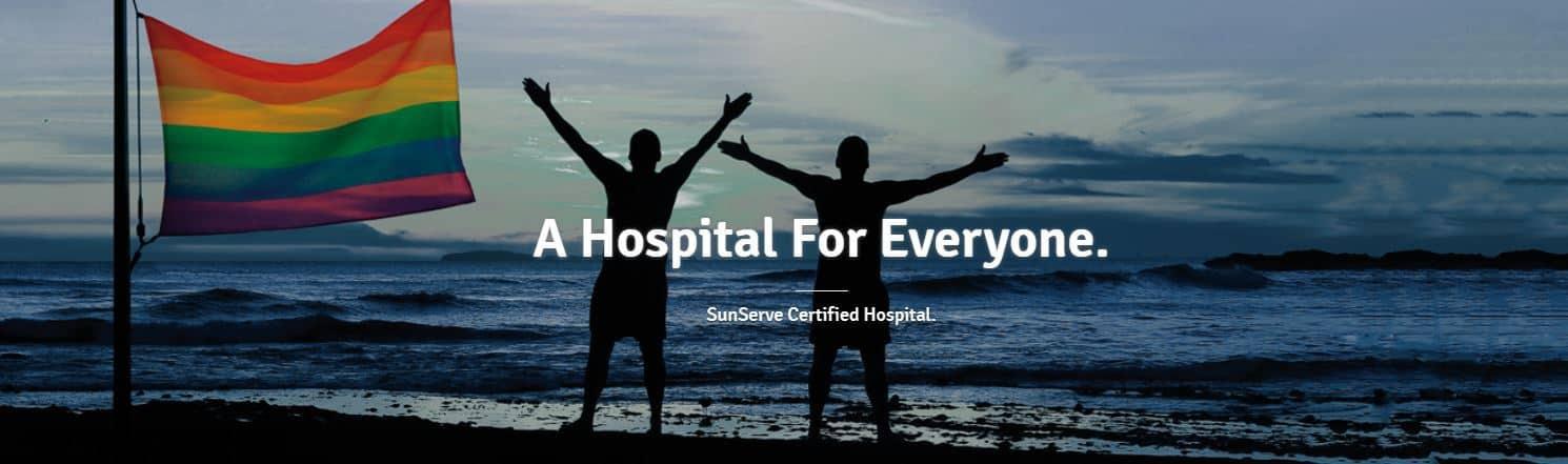 TravelGay recommandation Broward Health Imperial Point