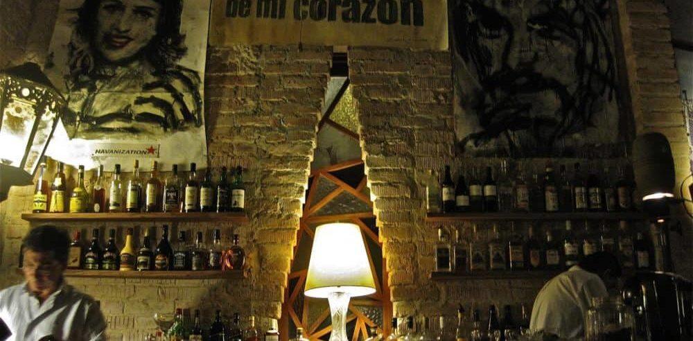 TravelGay anbefaling Café Bar Madrigal