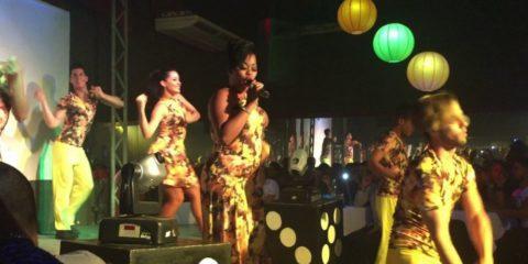 歌舞表演拉斯维加斯哈瓦那