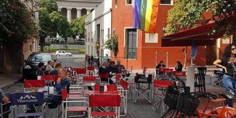 咖啡馆骄傲布宜诺斯艾利斯