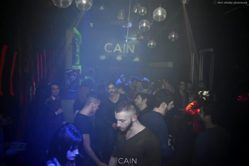 Gay Montevideo Dance Clubs