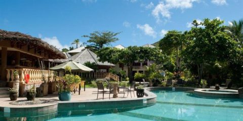 Castello Beach Hotel the Seychelles