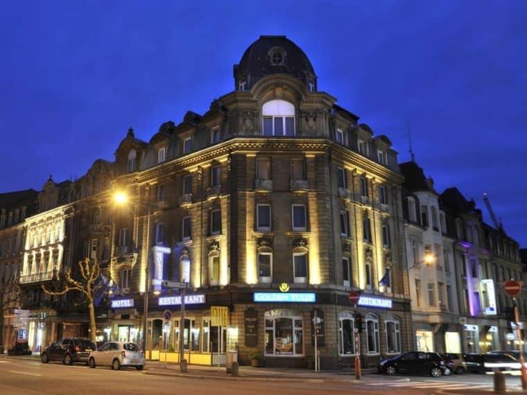 Hôtel Central Molitor